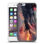 Official Daniel Conway Cherry Blossoms Scorched Earth Full Hard Back Case For Apple Iphone 6 / 6S