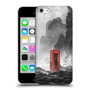 Official Daniel Conway Surreal Scenery Phonebooth Hard Back Case For Apple Iphone 5C