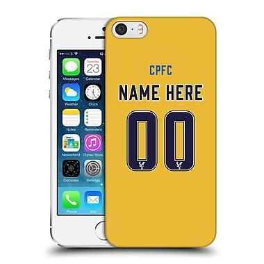 Custom Customised Personalised Crystal Palace Fc 2016/17 Away Kit Hard Back Case For Apple Iphone 5 / 5S / Se