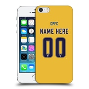 Custom Customised Personalised Crystal Palace Fc 2016/17 Away Kit Hard Back Case For Apple Iphone 5 / 5S / Se