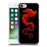 Official Christos Karapanos Phoenix 2 Bird 2 Hard Back Case For Apple Iphone 7