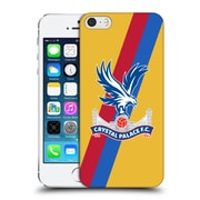 Official Crystal Palace Fc 2016/17 Players Kit Away Hard Back Case For Apple Iphone 5 / 5S / Se