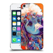 Official Dawgart Dogs Poodle Bonnie Hard Back Case For Apple Iphone 5 / 5S / Se