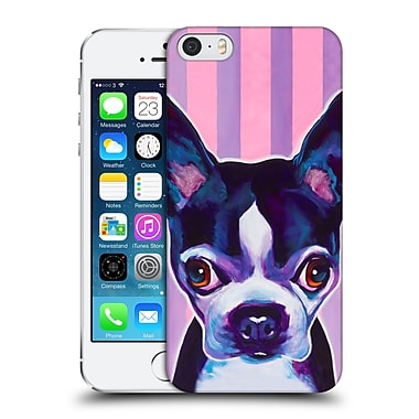 Official Dawgart Dogs Missy Hard Back Case For Apple Iphone 5 / 5S / Se