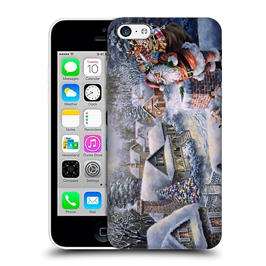 Official Christmas Mix Winter Wonderland Nicky Boehme Bringing Joy And Happiness Hard Back Case For Apple Iphone 5C