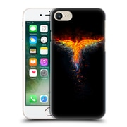 Official Christos Karapanos Phoenix 2 Bird 3 Hard Back Case For Apple Iphone 7