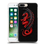Official Christos Karapanos Dragons Master Red Hard Back Case For Apple Iphone 7 Plus