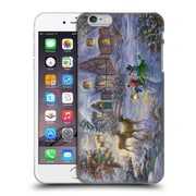 Official Christmas Mix Winter Wonderland Nicky Boehme Cottage 1 Hard Back Case For Apple Iphone 6 Plus / 6S Plus