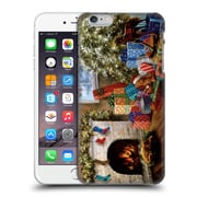 Christmas Mix Winter Wonderland Nicky Boehme Not A Creature Was Stirring Hard Back Case For Apple Iphone 6 Plus / 6S Plus