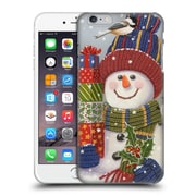 Official Christmas Mix Snowman William Vanderdasson Presents Hard Back Case For Apple Iphone 6 Plus / 6S Plus