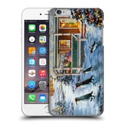 Official Christmas Mix Winter Wonderland Nicky Boehme Hey! Wait For Me Hard Back Case For Apple Iphone 6 Plus / 6S Plus