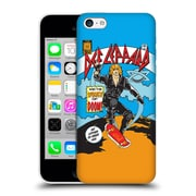 Official Def Leppard Design Women Of Doom Hard Back Case For Apple Iphone 5C