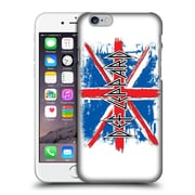 Official Def Leppard Design Vintage Jack Hard Back Case For Apple Iphone 6 / 6S