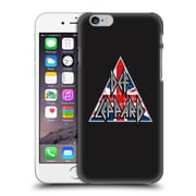 Official Def Leppard Design Target Union Jack Hard Back Case For Apple Iphone 6 / 6S