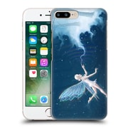 Official Christos Karapanos Fantasy Creatures Faerie Of Winter Hard Back Case For Apple Iphone 7 Plus