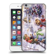 Official Christmas Mix Winter Wonderland Nicky Boehme Fun Loving Merriment Hard Back Case For Apple Iphone 6 Plus / 6S Plus