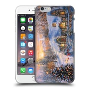 Official Christmas Mix Winter Wonderland Nicky Boehme Cottage 2 Hard Back Case For Apple Iphone 6 Plus / 6S Plus