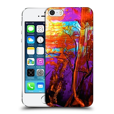 Official Demian Dressler Series Prismatica 2 No Reaper In The Garden Of You Hard Back Case For Apple Iphone 5 / 5S / Se