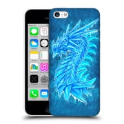 Official Christos Karapanos Dragons Iced Hard Back Case For Apple Iphone 5C
