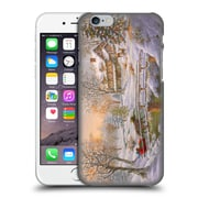 Official Christmas Mix Winter Wonderland Nicky Boehme Over The Bridge To Grandmas Hard Back Case For Apple Iphone 6 / 6S