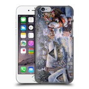 Official Christmas Mix Winter Wonderland Nicky Boehme Bringing Joy And Happiness Hard Back Case For Apple Iphone 6 / 6S