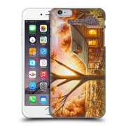 Official Chuck Black Cabin Fall Memories Hard Back Case For Apple Iphone 6 Plus / 6S Plus
