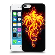 Official Christos Karapanos Phoenix Royal Hard Back Case For Apple Iphone 5 / 5S / Se