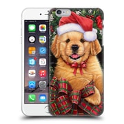 Official Christmas Mix Pets Jenny Newland Puppy Hard Back Case For Apple Iphone 6 Plus / 6S Plus