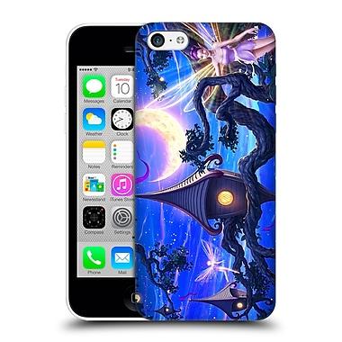 Official Christos Karapanos Fantasy Creatures Faerie Land Hard Back Case For Apple Iphone 5C