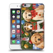 Official Christmas Mix Pets William Vanderdasson Which One'S Mine? Puppies Hard Back Case For Apple Iphone 6 Plus / 6S Plus