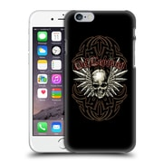 Official Def Leppard Design Skull 2 Hard Back Case For Apple Iphone 6 / 6S