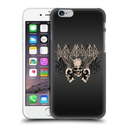 Official Def Leppard Design Skull 1 Hard Back Case For Apple Iphone 6 / 6S
