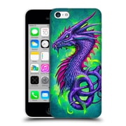 Official Christos Karapanos Dragons Poison Hard Back Case For Apple Iphone 5C