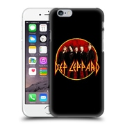 Official Def Leppard Design Photo Hard Back Case For Apple Iphone 6 / 6S
