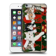 Official Christmas Mix Pets William Vanderdasson Kittens Hard Back Case For Apple Iphone 6 Plus / 6S Plus