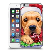 Official Christmas Mix Pets Jenny Newland Santa? Hard Back Case For Apple Iphone 6 Plus / 6S Plus