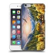 Official Chuck Black Cabin Mountainous Dreams Hard Back Case For Apple Iphone 6 Plus / 6S Plus