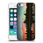 Official Darren White Reflection Schwabacher Alpenglow Hard Back Case For Apple Iphone 5 / 5S / Se