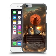 Official Daniel Conway Red Umbrella Silent Silhouette Hard Back Case For Apple Iphone 6 / 6S