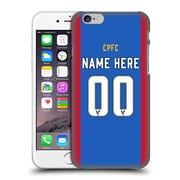 Custom Customised Personalised Crystal Palace Fc 2016/17 Home Kit Hard Back Case For Apple Iphone 6 / 6S