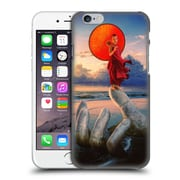 Official Daniel Conway Red Umbrella Stone Hand Hard Back Case For Apple Iphone 6 / 6S