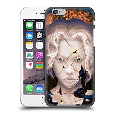 Official Daniel Conway Surreal Portraits Broken Kintsugi Hard Back Case For Apple Iphone 6 / 6S
