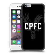 Official Crystal Palace Fc The Eagles Eagle Black Hard Back Case For Apple Iphone 6 / 6S