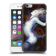 Official Daniel Conway Surreal Portraits Colours In The Dark Hard Back Case For Apple Iphone 6 / 6S