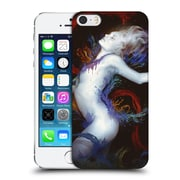 Official Daniel Conway Surreal Portraits Colours In The Dark Hard Back Case For Apple Iphone 5 / 5S / Se