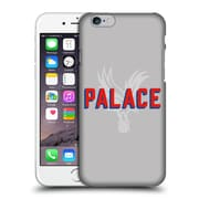 Official Crystal Palace Fc The Eagles Palace Grey Hard Back Case For Apple Iphone 6 / 6S