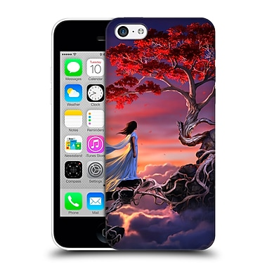 Official Daniel Conway Cherry Blossoms Sakura In The Sky Hard Back Case For Apple Iphone 5C