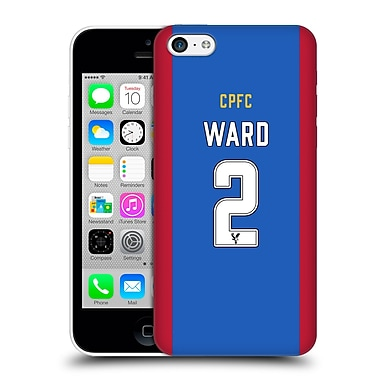 Official Crystal Palace Fc 2016/17 Players Home Kit Joel Ward Hard Back Case For Apple Iphone 5C