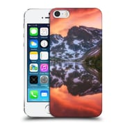 Official Darren White Reflection Maroon Bells Alpenglow Hard Back Case For Apple Iphone 5 / 5S / Se