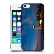 Official Darren White Sunrises And Sunsets Pemaquid Dawn Hard Back Case For Apple Iphone 5 / 5S / Se